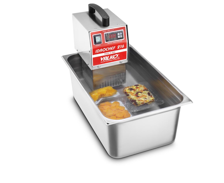 la cottura sottovuoto cbt - homag - Cucinare A Bassa Temperatura